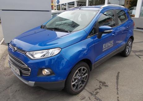 Ford EcoSport 1,5 TDCi Titanium bei Neu- und Gebrauchtwagen bei Autohaus Kienzl in 8750 Judenburg – Murtal – Steiermark