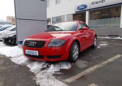 Audi TT Coupé 1,8 T bei Neu- und Gebrauchtwagen bei Autohaus Kienzl in 8750 Judenburg – Murtal – Steiermark