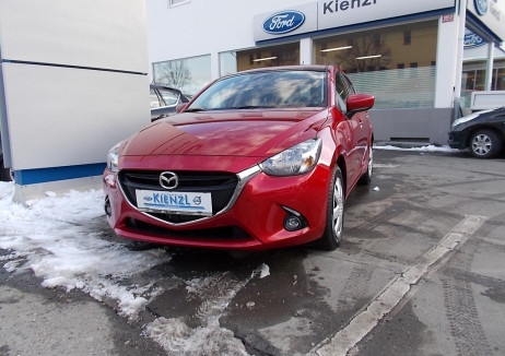 Mazda Mazda 2 CD105 Attraction bei Neu- und Gebrauchtwagen bei Autohaus Kienzl in 8750 Judenburg – Murtal – Steiermark