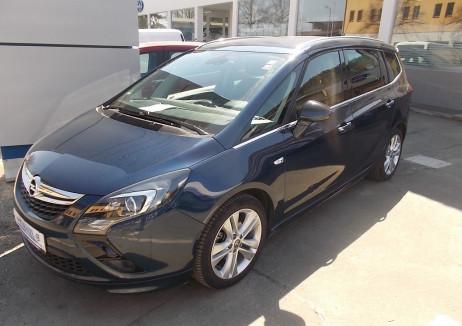 Opel Zafira Tourer 2,0 CDTI ecoflex Cosmo Start/Stop bei Neu- und Gebrauchtwagen bei Autohaus Kienzl in 8750 Judenburg – Murtal – Steiermark