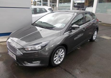 Ford Focus 1,0 EcoBoost Titanium bei Neu- und Gebrauchtwagen bei Autohaus Kienzl in 8750 Judenburg – Murtal – Steiermark