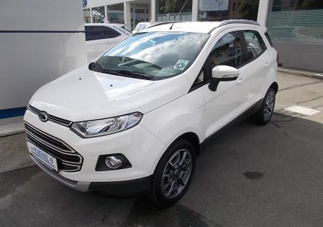 Ford EcoSport 1,0 EcoBoost Titanium bei Neu- und Gebrauchtwagen bei Autohaus Kienzl in 8750 Judenburg – Murtal – Steiermark