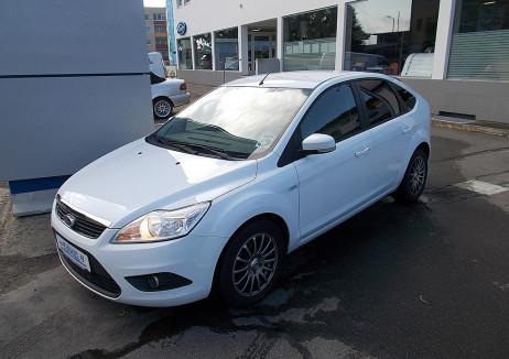 Ford Focus Ecosport 1,6 bei Neu- und Gebrauchtwagen bei Autohaus Kienzl in 8750 Judenburg – Murtal – Steiermark