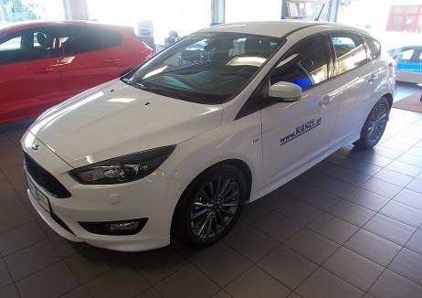 Ford Focus 1,0 EcoBoost ST-Line bei Neu- und Gebrauchtwagen bei Autohaus Kienzl in 8750 Judenburg – Murtal – Steiermark