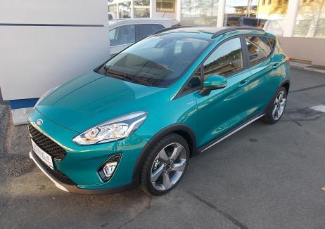 Ford Fiesta Active 1,0 Start/Stop bei Neu- und Gebrauchtwagen bei Autohaus Kienzl in 8750 Judenburg – Murtal – Steiermark