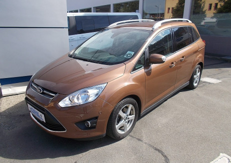 Ford Grand C-MAX Easy 1,6 TDCi DPF bei BM || Autohaus Kienzl GmbH in