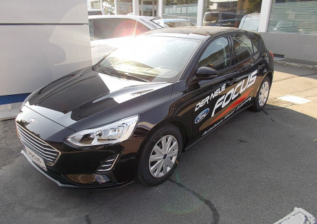 Ford Focus 1,0 EcoBoost Trend bei BM || Autohaus Kienzl GmbH in
