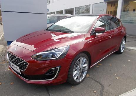 Ford Focus 1,5 EcoBoost Vignale Aut. bei BM    Autohaus Kienzl GmbH in