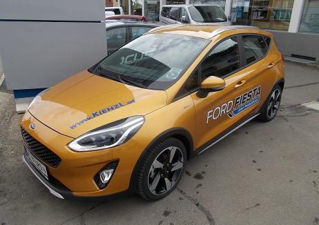 Ford Fiesta Active Colour-Line 1,0 EcoBoost Start/Stop bei BM || Autohaus Kienzl GmbH in
