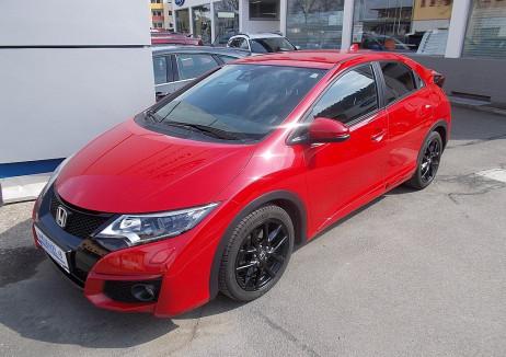 Honda Civic 1,6i-DTEC Sport Edition bei BM || Autohaus Kienzl GmbH in
