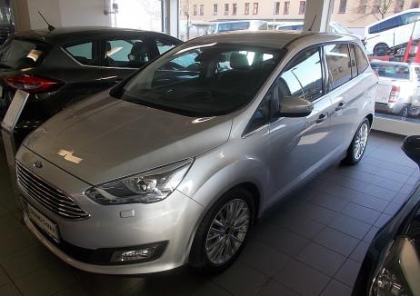 Ford Grand Titanium 1,5 TDCi bei BM || Autohaus Kienzl GmbH in