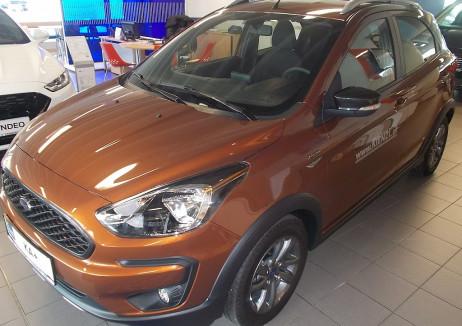 Ford Ka+ 1,2 Active bei BM || Autohaus Kienzl GmbH in