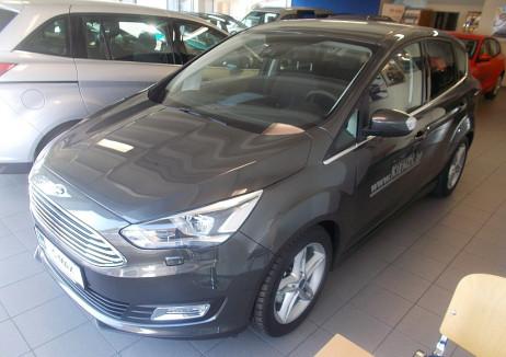 Ford C-MAX Titanium X 1,5 TDCi bei BM || Autohaus Kienzl GmbH in
