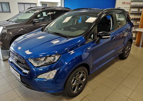 Ford EcoSport 1,0 EcoBoost ST-Line bei BM || Autohaus Kienzl GmbH in