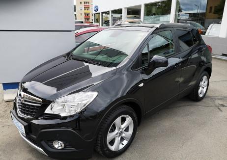 Opel Mokka 1,4 Turbo Ecotec Edition Start/Stop System bei BM || Autohaus Kienzl GmbH in