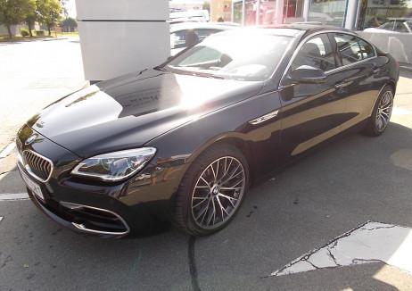 BMW 640d xDrive Gran Coupé Aut. bei BM || Autohaus Kienzl GmbH in