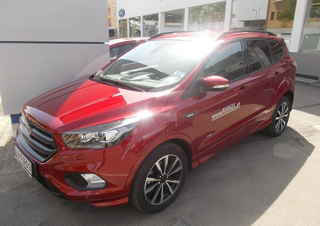 Ford Kuga 2,0 TDCi 150PS 4×4 ST-Line Powershift Aut. bei BM || Autohaus Kienzl GmbH in
