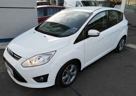 Ford C-MAX Easy 1,0 EcoBoost 100PS 1.Besitzer bei BM || Autohaus Kienzl GmbH in