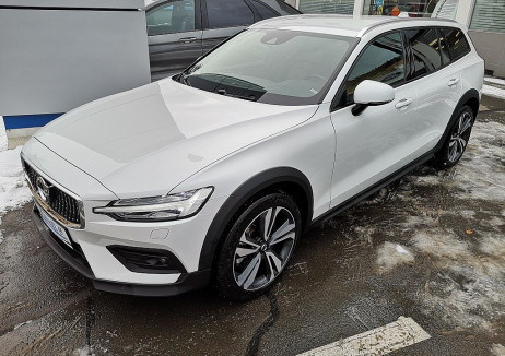 Volvo V60 Cross Country D4 AWD Geartronic LP: 69.219,– bei BM    Autohaus Kienzl GmbH in