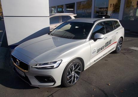 Volvo V60 D4 2.0TD 190PS Momentum Geartronic Vorführwagen bei BM || Autohaus Kienzl GmbH in