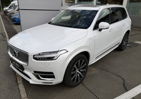 Volvo XC90 T8 Twin Engine PHEV Inscription VFW LP.100.680,– bei BM || Autohaus Kienzl GmbH in