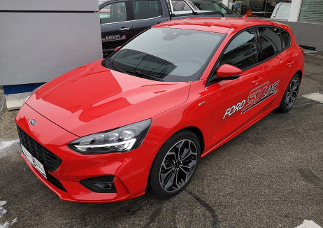 Ford Focus 1,0 EcoBoost 125PS ST-Line bei BM || Autohaus Kienzl GmbH in