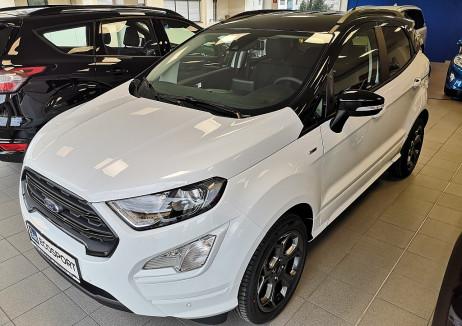 Ford EcoSport 1,0 EcoBoost 125PS ST-Line bei BM || Autohaus Kienzl GmbH in