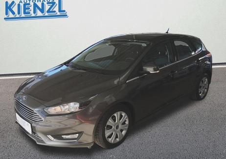 Ford Focus 1,0 EcoBoost Titanium Aut. bei BM || Autohaus Kienzl GmbH in