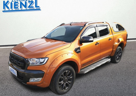 Ford Ranger Doppelkabine Wildtrak 4×4 3,2 TDCi 200PS Start/Stop bei BM || Autohaus Kienzl GmbH in