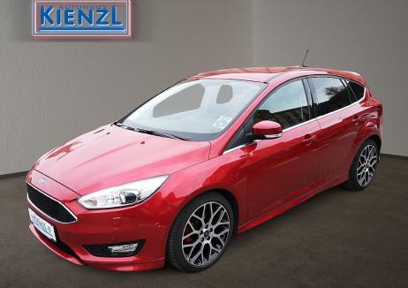 Ford Focus 1,0 EcoBoost Titanium bei BM || Autohaus Kienzl GmbH in