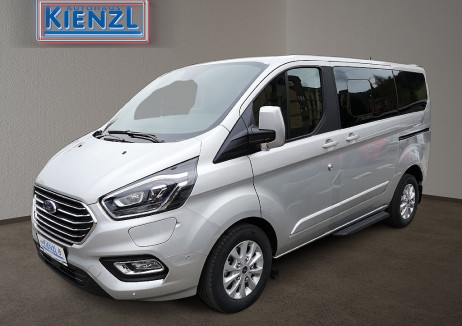 Ford Tourneo Custom 1,0 EcoBoost PHEV 320 L1 Titanium Automatic *NEUWAGEN* bei BM    Autohaus Kienzl GmbH in