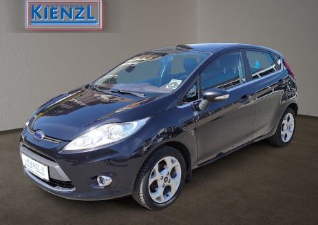 Ford Fiesta Titanium 1,25 bei BM || Autohaus Kienzl GmbH in