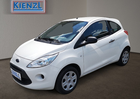 Ford Ka 1,2 69 PS Ambiente bei BM || Autohaus Kienzl GmbH in
