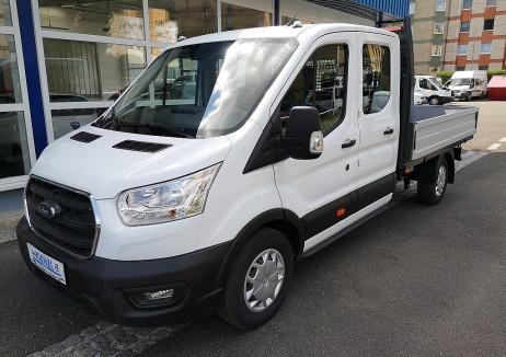 Ford Transit DK Pritschenwagen ALLRAD 170PS L3H1 Trend *Neuwagen* NETTO € 28.0650,- 2.0 EcoBlue  170PS bei BM    Autohaus Kienzl GmbH in