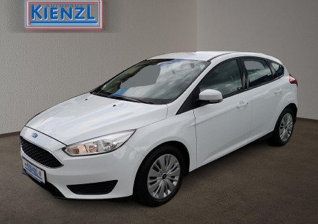 Ford Focus 1,0 EcoBoost 100PS Trend bei BM || Autohaus Kienzl GmbH in