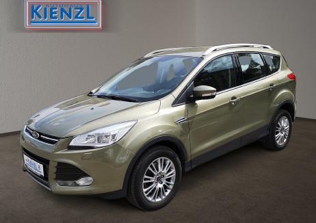 Ford Kuga 2,0 TDCi Titanium 4×4 140PS bei BM || Autohaus Kienzl GmbH in
