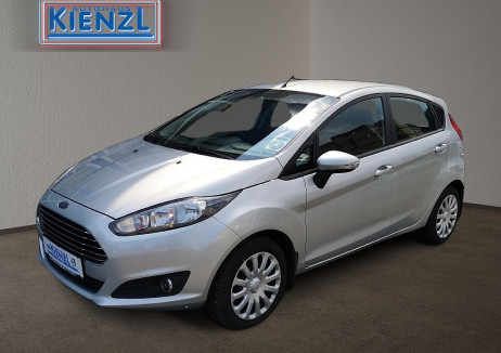 Ford Fiesta Trend 1,25 60PS bei BM || Autohaus Kienzl GmbH in