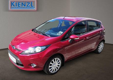 Ford Fiesta Trend 1,25 82 PS bei BM || Autohaus Kienzl GmbH in