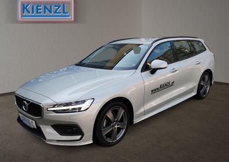 Volvo V60 D4 2.0TD 190PS Momentum Geartronic Vorführwagen LP: €58.021,- bei BM || Autohaus Kienzl GmbH in