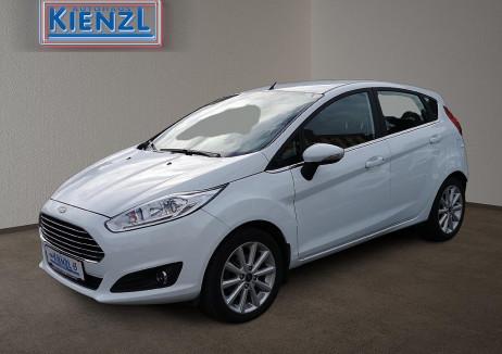 Ford Fiesta Titanium 1,0 80 PS Start/Stop Titanium Start/Stop bei BM || Autohaus Kienzl GmbH in