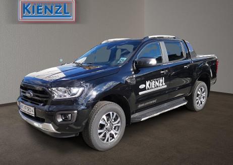 Ford Ranger Wildtrak DK 2,0 TD 213PS 4×4 LP: € 54.714,- VFW Aktion: € 43.990,- bei BM    Autohaus Kienzl GmbH in
