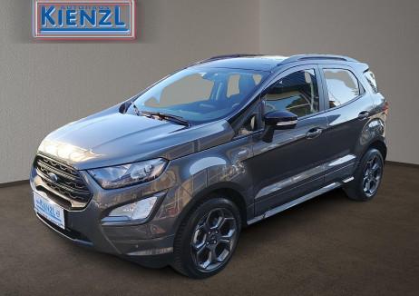 Ford EcoSport 1,0 EcoBoost 140PS  ST-Line *Jahreswagen* bei BM || Autohaus Kienzl GmbH in