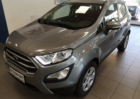 Ford EcoSport 1,0 EcoBoost 100PS Cool & Connect LP: € 22.755,- bei BM || Autohaus Kienzl GmbH in