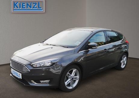Ford Focus 1,5 TDCi 120PS Titanium bei BM    Autohaus Kienzl GmbH in