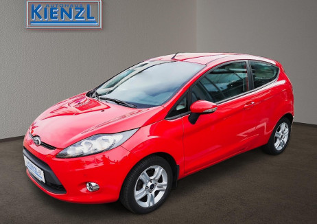 Ford Fiesta Trend 1,4 Aut. bei BM    Autohaus Kienzl GmbH in