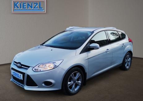 Ford Focus Easy 1,6 TDCi bei BM || Autohaus Kienzl GmbH in