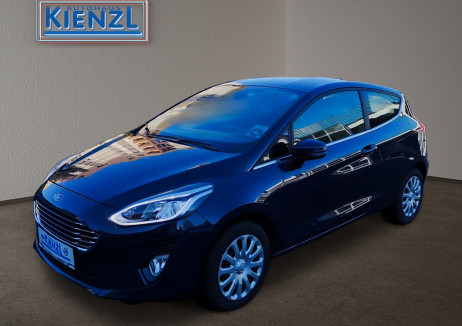 Ford Fiesta Titanium 1,1 Start/Stop bei BM || Autohaus Kienzl GmbH in