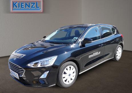 Ford Focus 1,0 EB 85PS Trend € 21.678,- bei BM    Autohaus Kienzl GmbH in