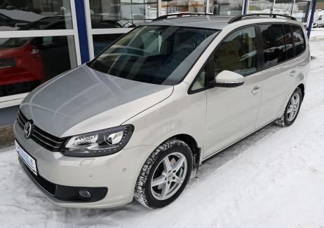VW Touran Karat 1,4 TSI DSG bei BM || Autohaus Kienzl GmbH in