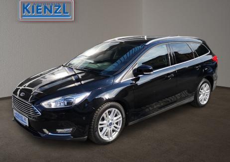 Ford Focus Traveller 1,5 TDCi Titanium PowerShift bei BM || Autohaus Kienzl GmbH in